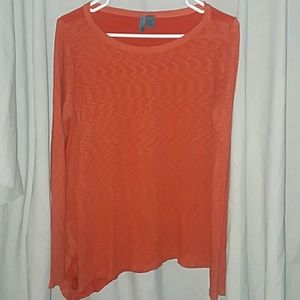 Left of Center, Anthro brand, Henley Sz. M